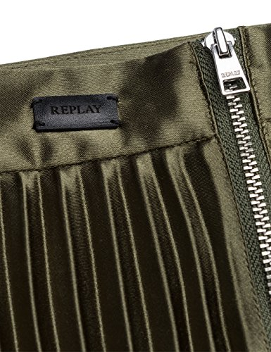 REPLAY, Gonna Donna Verde (Olive Green 432)