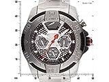 DETOMASO Herren-Armbanduhr Analog Automatik DT-ML103-C - 4