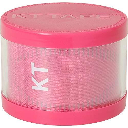 KT Tape Pro, Vorgeschnittene, 20 Streifen, Synthetisch, Rosa -