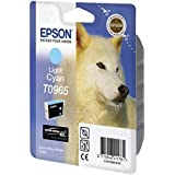 Epson T0965 Inkjet Cartridge UltraChrome K3 Page Life 865pp Light Cyan Ref T09654010