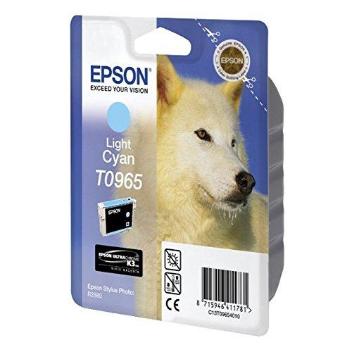Epson T0965 Cartouche d'encre d'origine Cyan clair