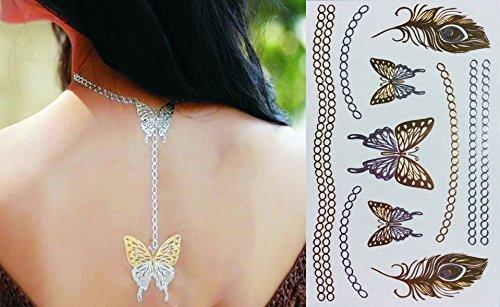 arte-corporal-pegatinas-tatuaje-removibles-temporales-mariposas-pegatina-tatuaje-modavida-fashionlif