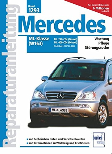 Preisvergleich Produktbild Mercedes-Benz ML-Klasse CDI (W163)