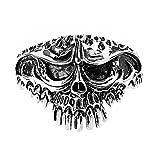 HFJ&YIE&H Bracelets en acier inoxydable Punk hommes personnalisé crâne / squelette...