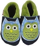 Pololo Girls Eulalia Owl Slippers