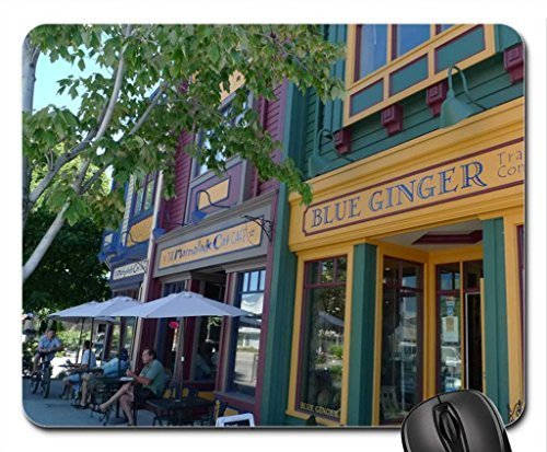 sidewalk-cafe-mouse-pad-mousepad-amusement-parks-mouse-pad