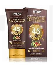 WOW Skin Science Matte Finish Sunscreen Serum SPF 45 PA wit