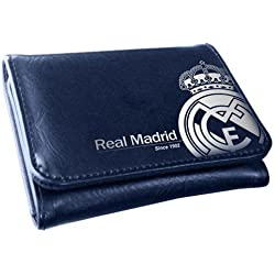 Real madrid billetero clips silver