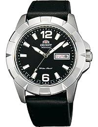 Orient FEM7L006B9 - Reloj automático para caballero clásico con fecha deportivo, pulsera de piel