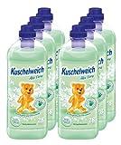 6er Vorteilspack Kuschelweich Weichspüler Weichspueler Aloe Vera 6000ml für 168 Anwendungen