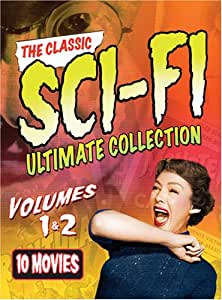 Classic Sci-Fi Ultimate Collection 1 & 2 [Import USA Zone 1]