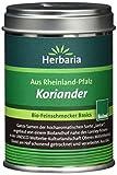 Herbaria Koriander ganz, 1er Pack (1 x 40 g Dose) - Bio