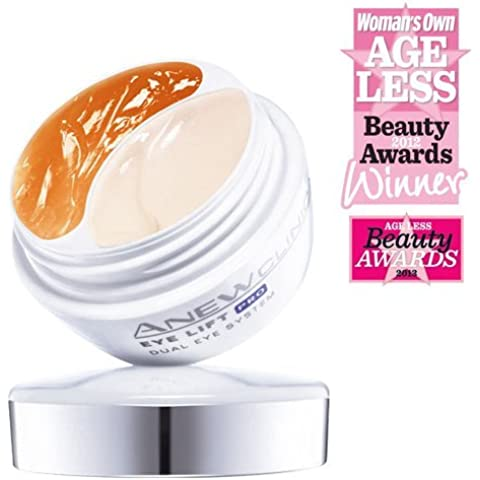 Avon Anew Clinical Eye Lift PRO 2 en 1/ Crema + Gel Contorno de ojos 20ml