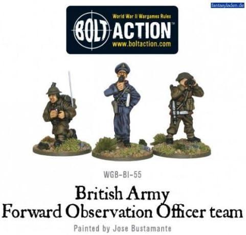 La paix est une bénédiction British Army Forward Observer Team Miniatures   Supérieure