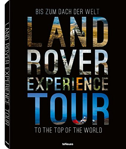 Land Rover Experience Tour par Collectif