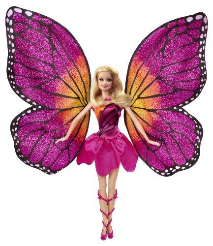 Preisvergleich Produktbild Mattel Barbie Y6372 - Mariposa, Puppe