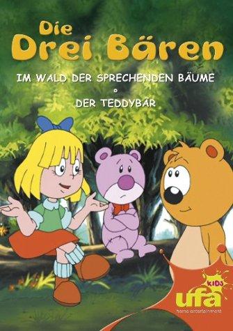 Die drei Bären 4: Im Wald der sprechenden Bäume / Der Teddybär