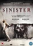 Sinister DVD Bild