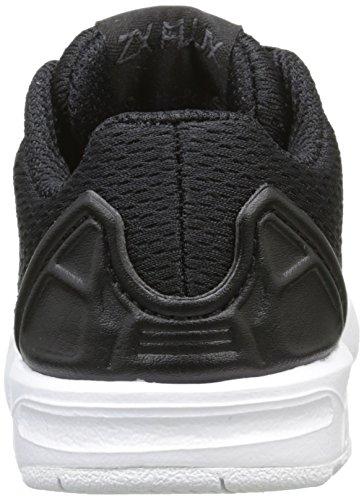 adidas - Zx Flux I, Scarpine primi passi Unisex – Bimbi 0-24 Nero (Negro/Negbas/Ftwbla)
