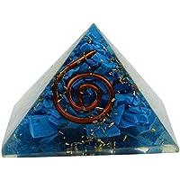 HARMONIZE Hormonize Türkis Orgon Pyramide Chakra Symbol Reiki Kristall Spiritual Geschenk-Energie-Generator preisvergleich bei billige-tabletten.eu