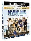 Mamma Mia ! Here We Go Again [4K Ultra HD + Blu-ray + Digital]