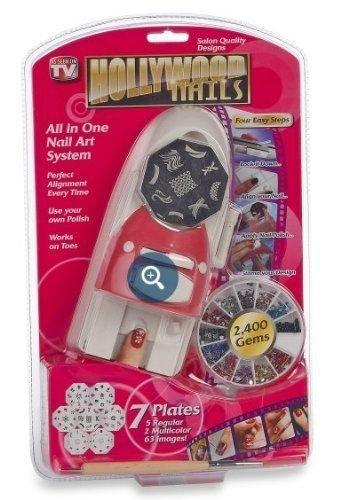 Maquina decoradora de uñas