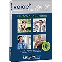 Voice Reader Home 15 Deutsch – weibliche Stimme (Petra)