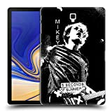 Head Case Designs Offizielle 5 Seconds of Summer BW Mikey Solo Ruckseite Hülle für Samsung Galaxy Tab S4 10.5 (2018)