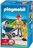 PLAYMOBIL 4408 - Papa mit Kinderwagen