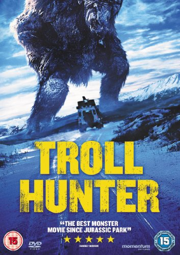 Preisvergleich Produktbild Troll Hunter [DVD] [UK Import]