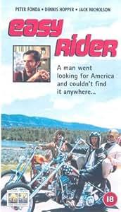 Easy Rider [VHS]