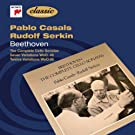 Pablo Casals plays the Beethoven Cello Sonatas