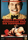 Monty Python's wunderbare Welt der Schwerkraft