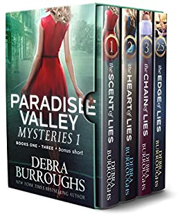 Paradise Valley Mysteries Boxed Set: Books 1 to 3 plus a BONUS Short Story (Paradise Valley Mysteries Box Set) by [Burroughs, Debra]