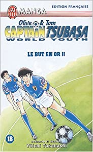 Captain Tsubasa - Olive et Tom - World Youth Edition simple Tome 18