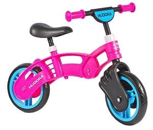 HUDORA 10811 scooter - scooters (Niños, Negro, Azul, Rosa, 35 kg, 77,7 cm, 40 cm, 52,2 cm)