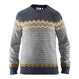 Fjällräven Övik Knit Sweater Men Acorn Größe M 2018 Midlayer