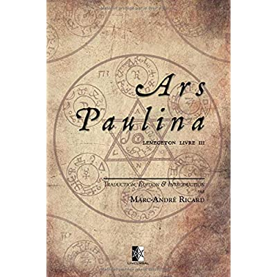 Ars Paulina: Lemegeton Livre III