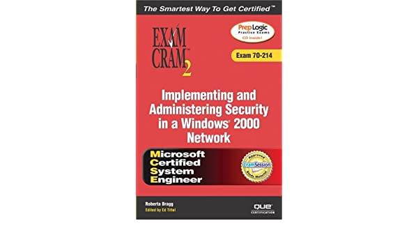 Buy MCSA/MCSE Implementing and Administering Security in a Windows
