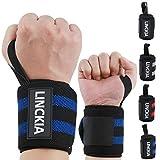 Handgelenk Bandagen Handgelenkbandage Wrist Wraps - 60 cm Profi Handbandage Handgelenkschoner 85%...