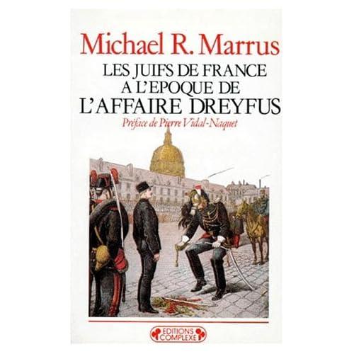 Les Juifs de France à l'époque de l'affaire Dreyfus