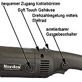 Auto Poliermaschine Nordex Profi Polisher NP1200 -