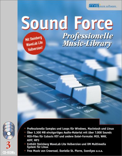 Sound Force: Professionelle Music-Library