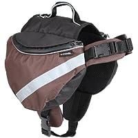 Kerbl 81199 Rucksack für Hunde, Größe L, schwarz