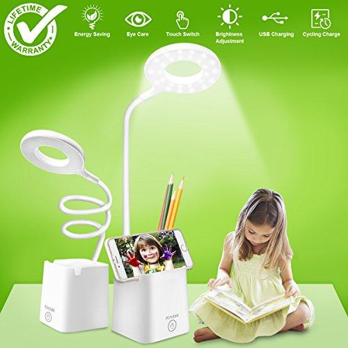 Lamp with Pencil Holder Kindak [Clase eficiencia energética