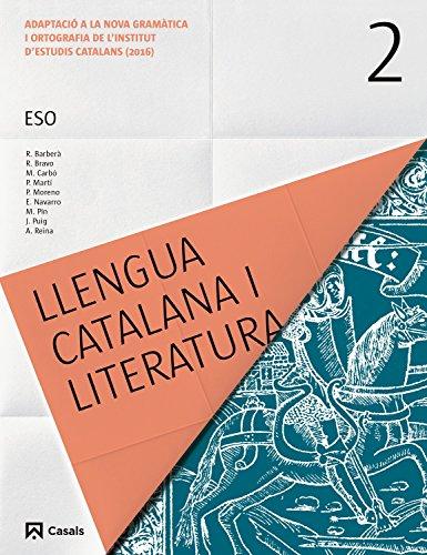 LLENGUA CATALAN A I LITERATURA 2º ESO CATALUÑA / BALEARES CATALA (ED 2017)