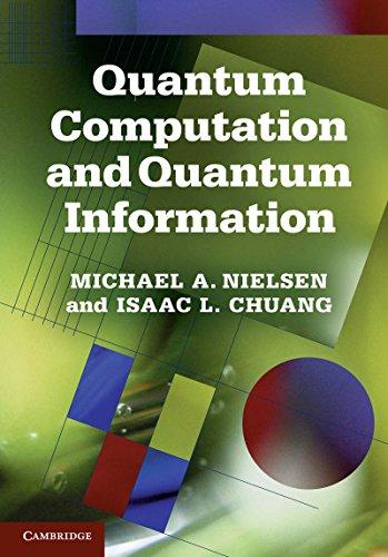 Quantum Computation and Quantum Information: 10th Anniversary Edition (English Edition) (Amazon Analytics)