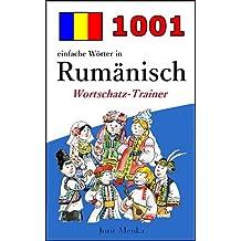 1001 einfache Wörter in Rumänisch (Wortschatz-Trainer 13)