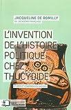 L'invention l'histoire politique