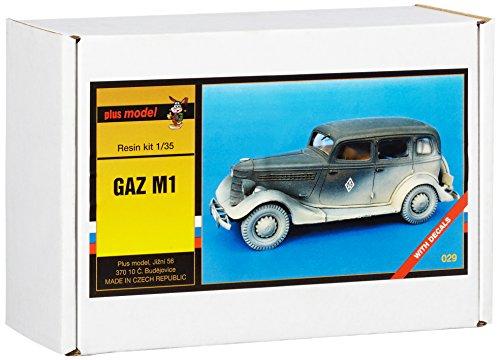 Plus-Model 29 - GAZ M-1 Coche Personal